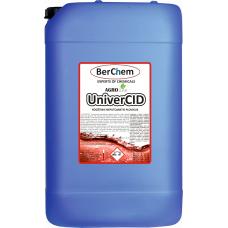 "AGROline ""UNIVERCID"" 40kg (~30L) rūgštinis cirkuliacinis ploviklis"