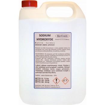 NATRIO HIDROKSIDAS (SODIUM HYDROXYDE) ~50% 5L