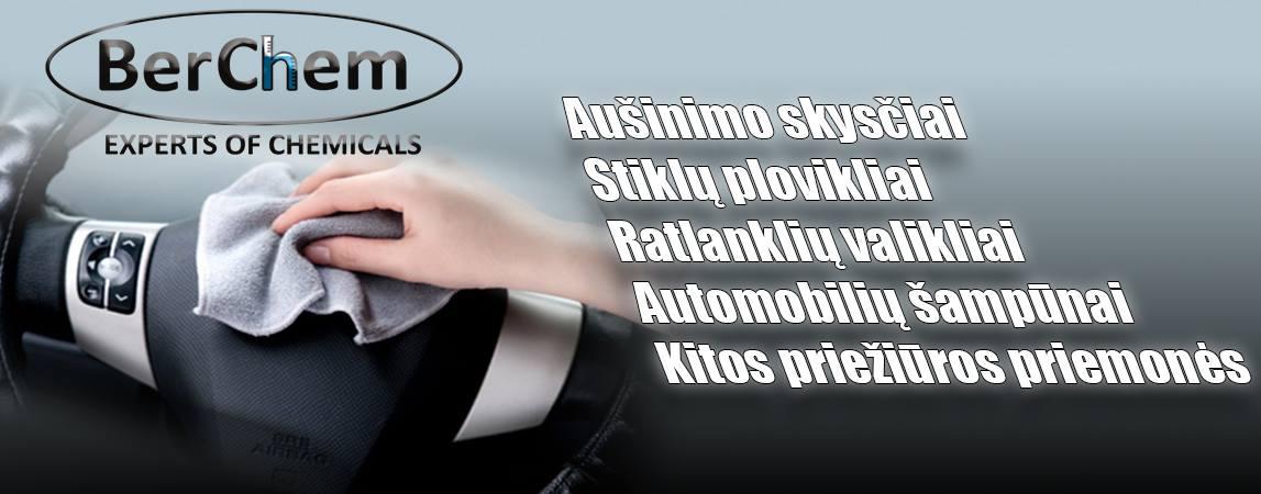 AUTO CHEMIJA