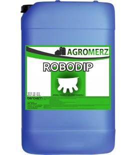ROBODIP  Spenių vilgiklis melžimo robotams pieno rūgšties pagrindu
